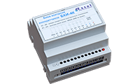 Блок контроля ионодатчиков БКІ-4К (четырёхканальный)