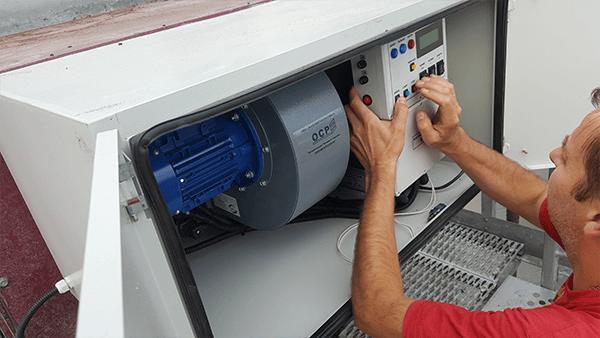 Монтаж и наладка газовых горелок